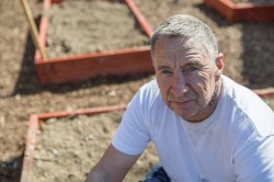 Men grow wellbeing with Parkwood community allotment project
