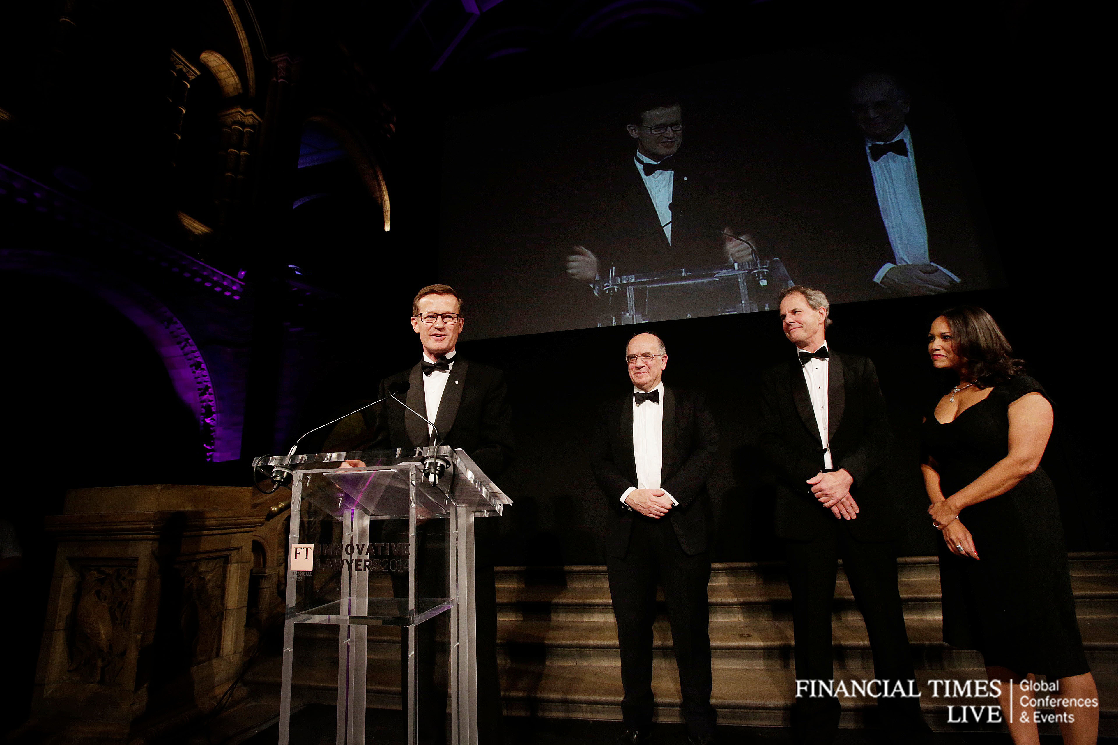 KCC's Geoff Wild scoops top legal award