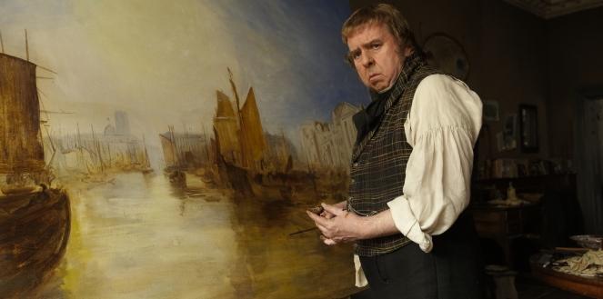 New film Mr Turner filmed in Kent
