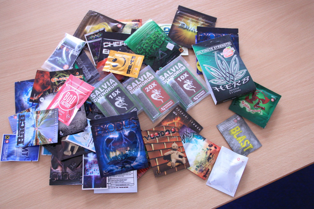 Court agrees 'legal highs' are not legal after all - KCC