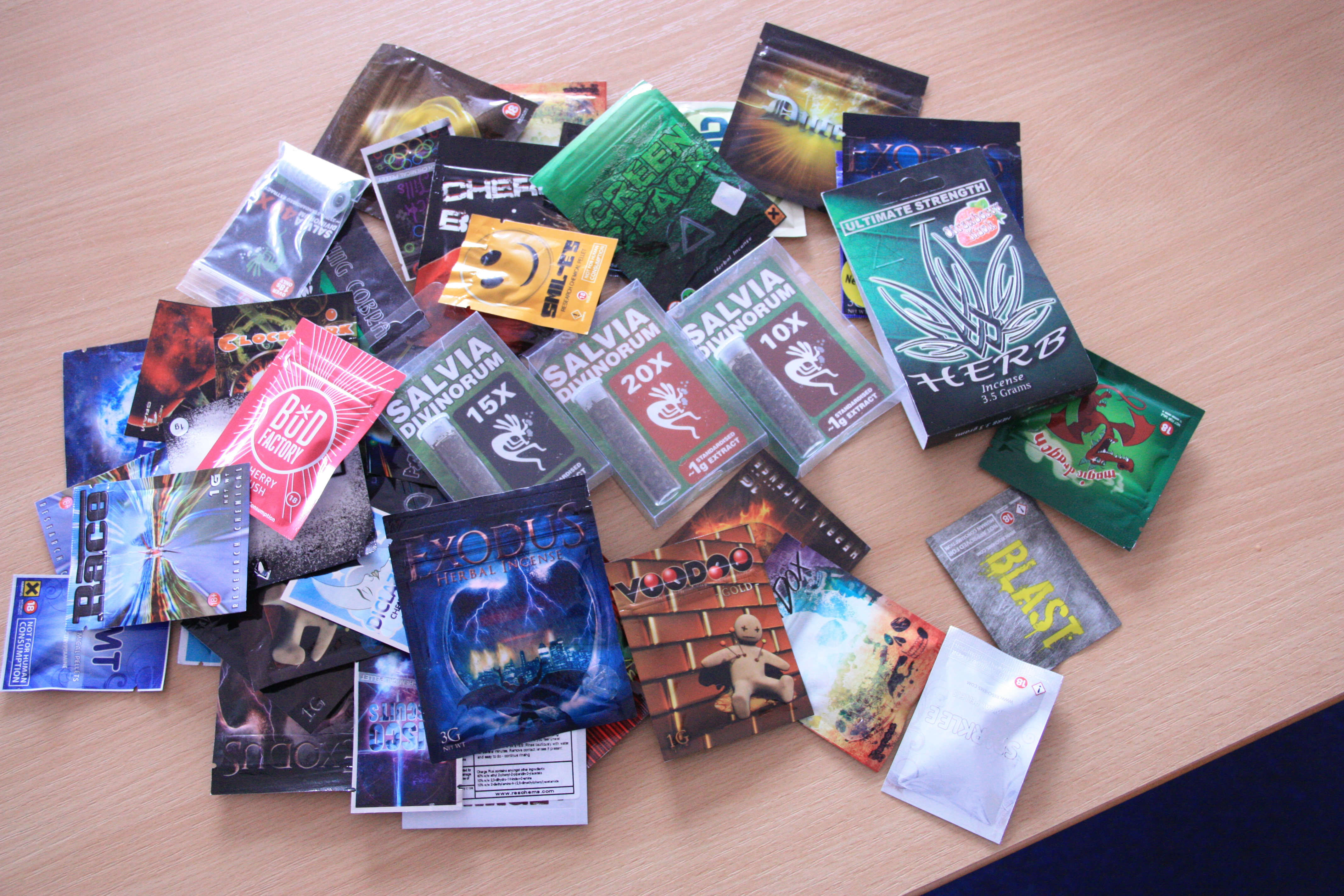 Court agrees 'legal highs' are not legal after all