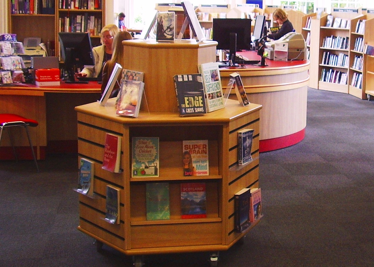 Modernisation of Kent's libraries moves ahead
