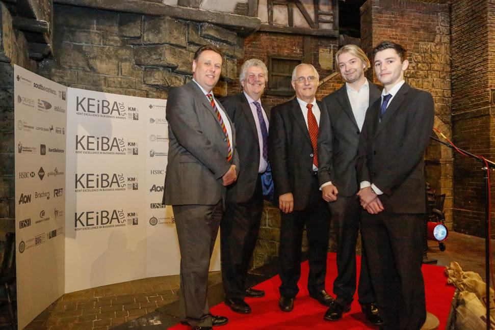 The launch of KEiBA back in January.