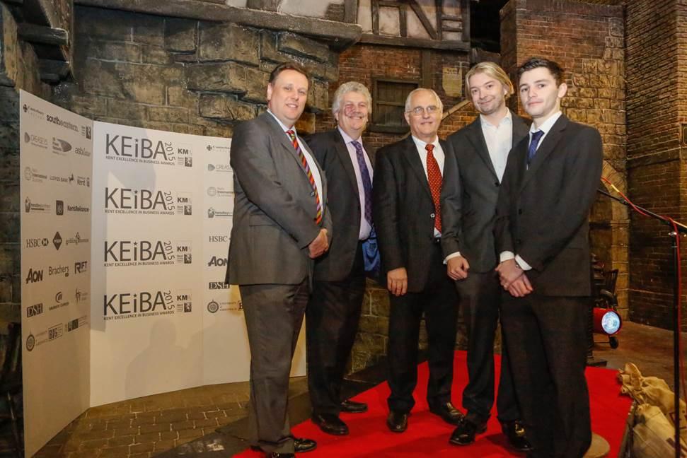 The launch of KEiBA last night.
