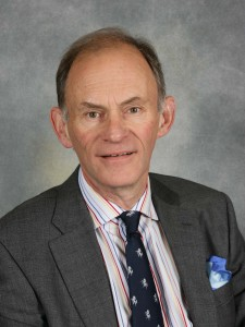 Kent County Council Cabinet Member for Environment and Transport David Brazier.
