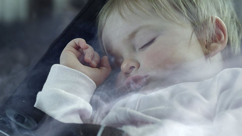 Secondhand smoke is particularly harmful to children as they breathe more rapidly and have less well-developed airways.