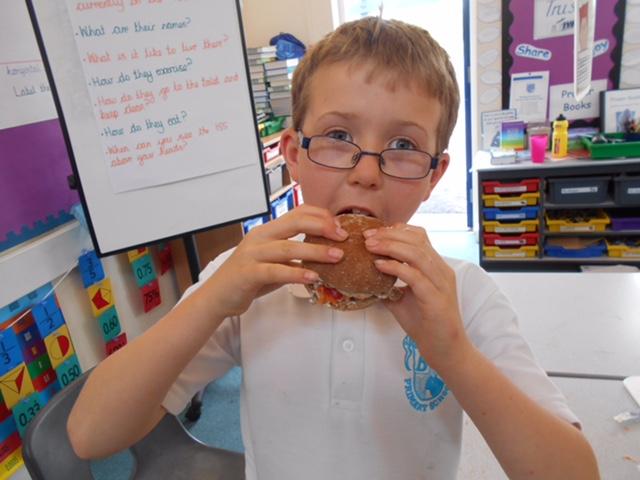 School joins Jamie Oliver's Food Revolution