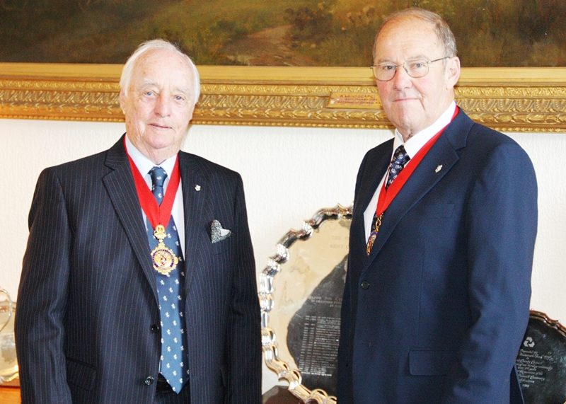 New KCC Chairman elected