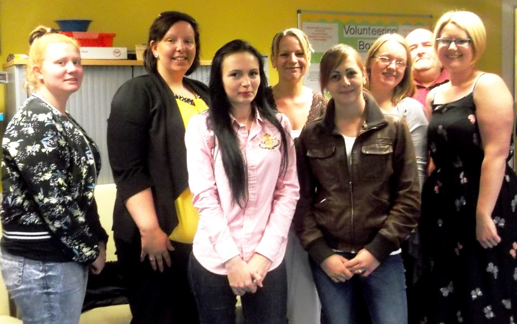Celebration of Maidstone Children's Centres Volunteers