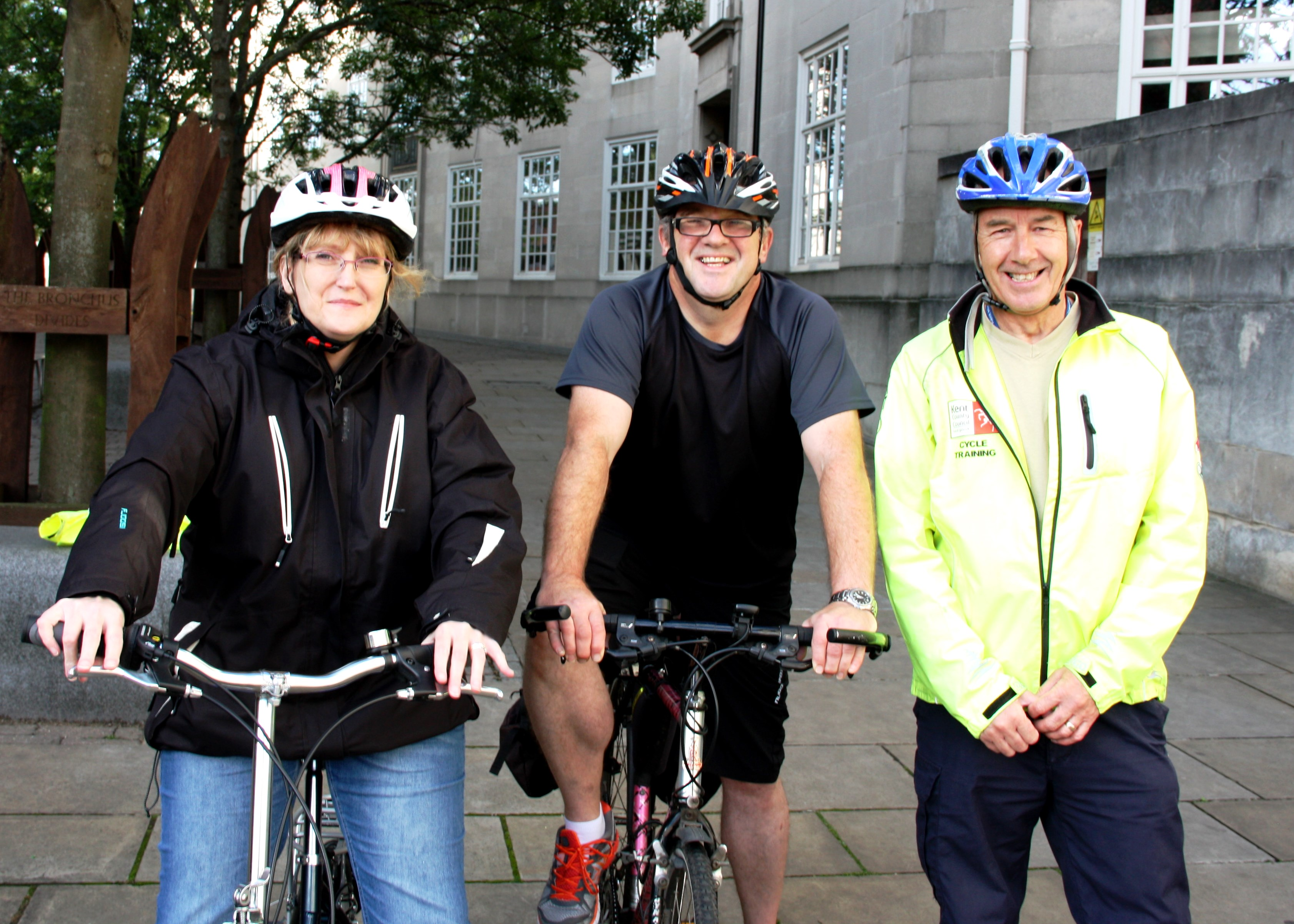 Free cycle training for adults – get back in the saddle