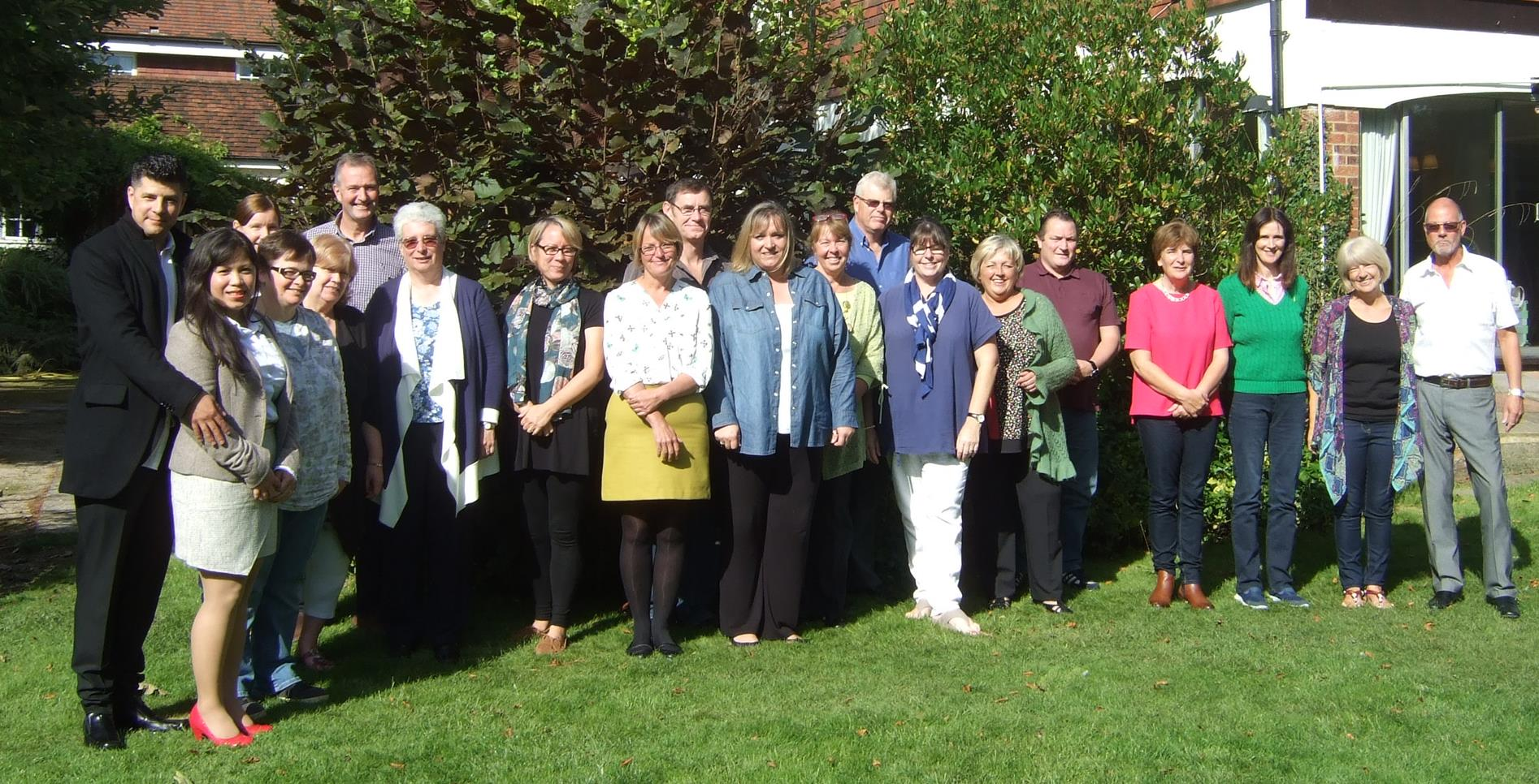 Dedicated foster carers recognised