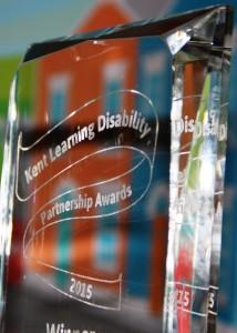 Kent Learning Disability Partnership Awards