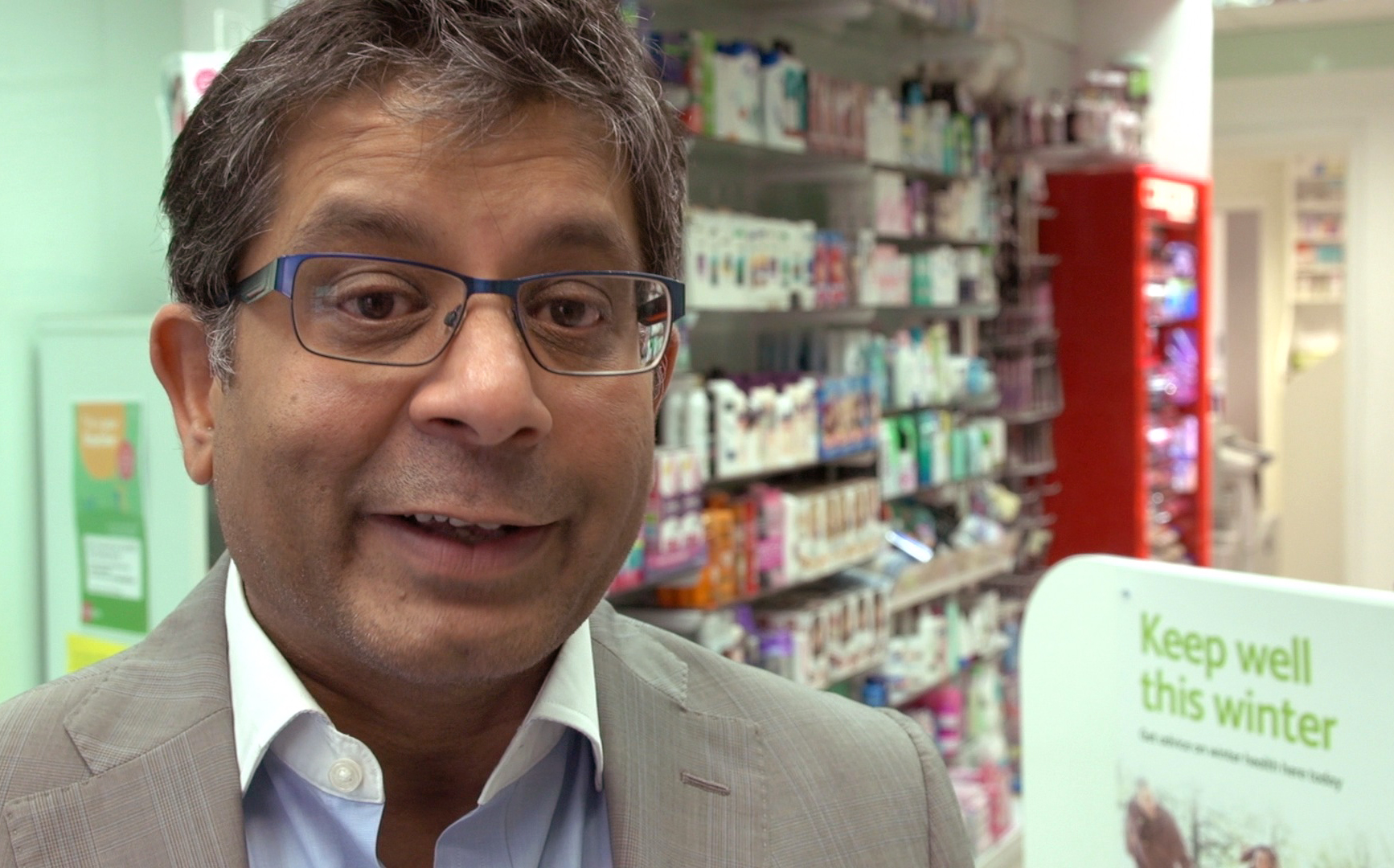 Eligible for the free flu jab? It's as easy as A, B, Pharmacy