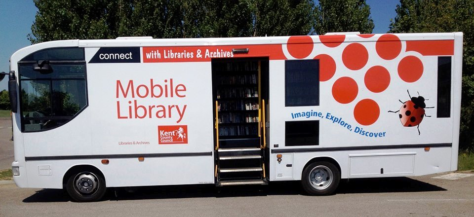 Mobile library service changes to go ahead