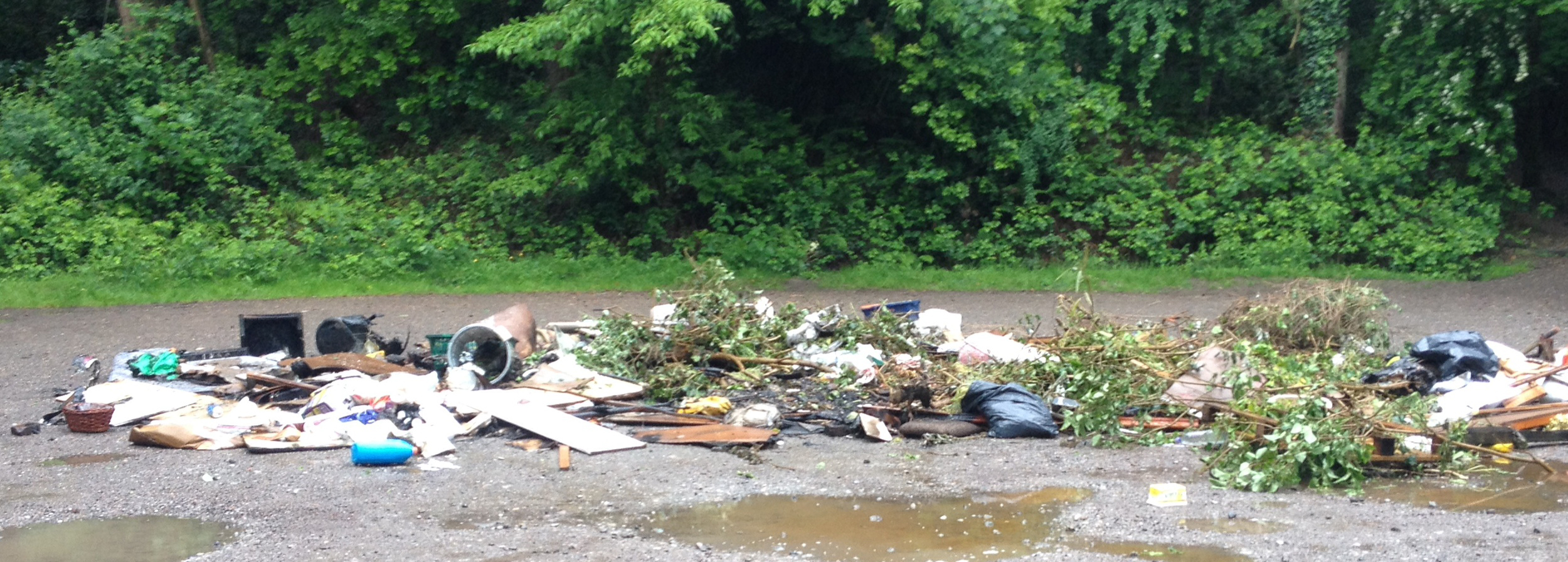 Prison for Tunbridge Wells fly-tipper