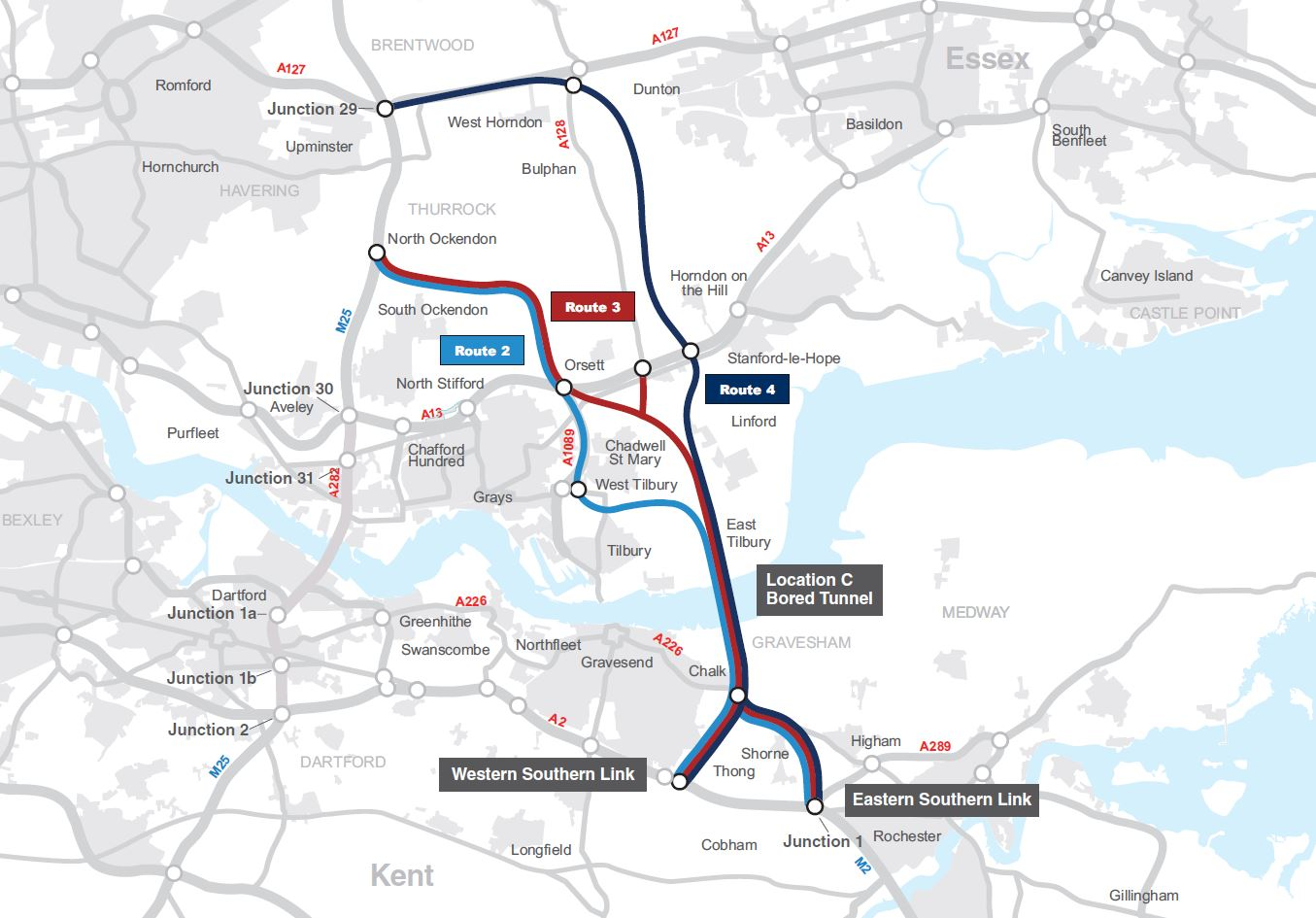 Proposed Response to the Highways England plans for Lower Thames Crossing