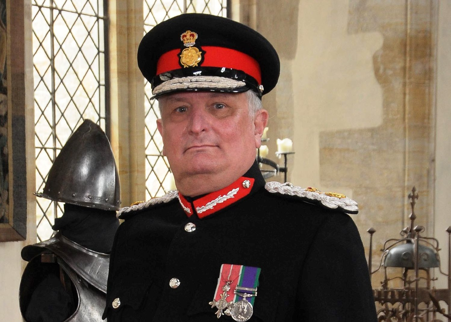 Lord-Lieutenant Calls on County to Celebrate Queen's Service to Nation