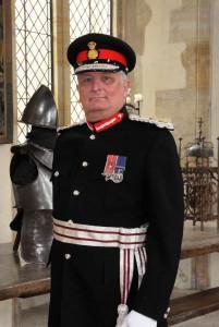 Viscount De L'Isle Lord-Lieutenant of Kent