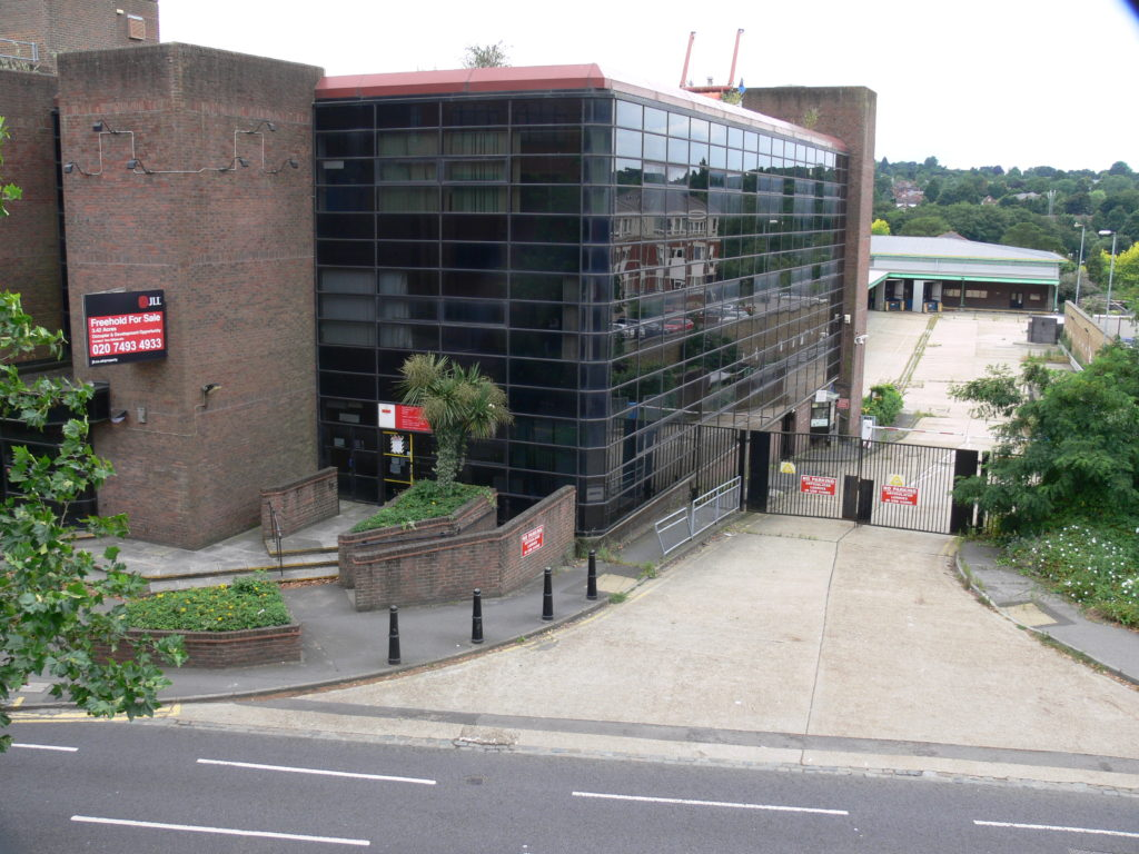 Former Royal Mail sorting office