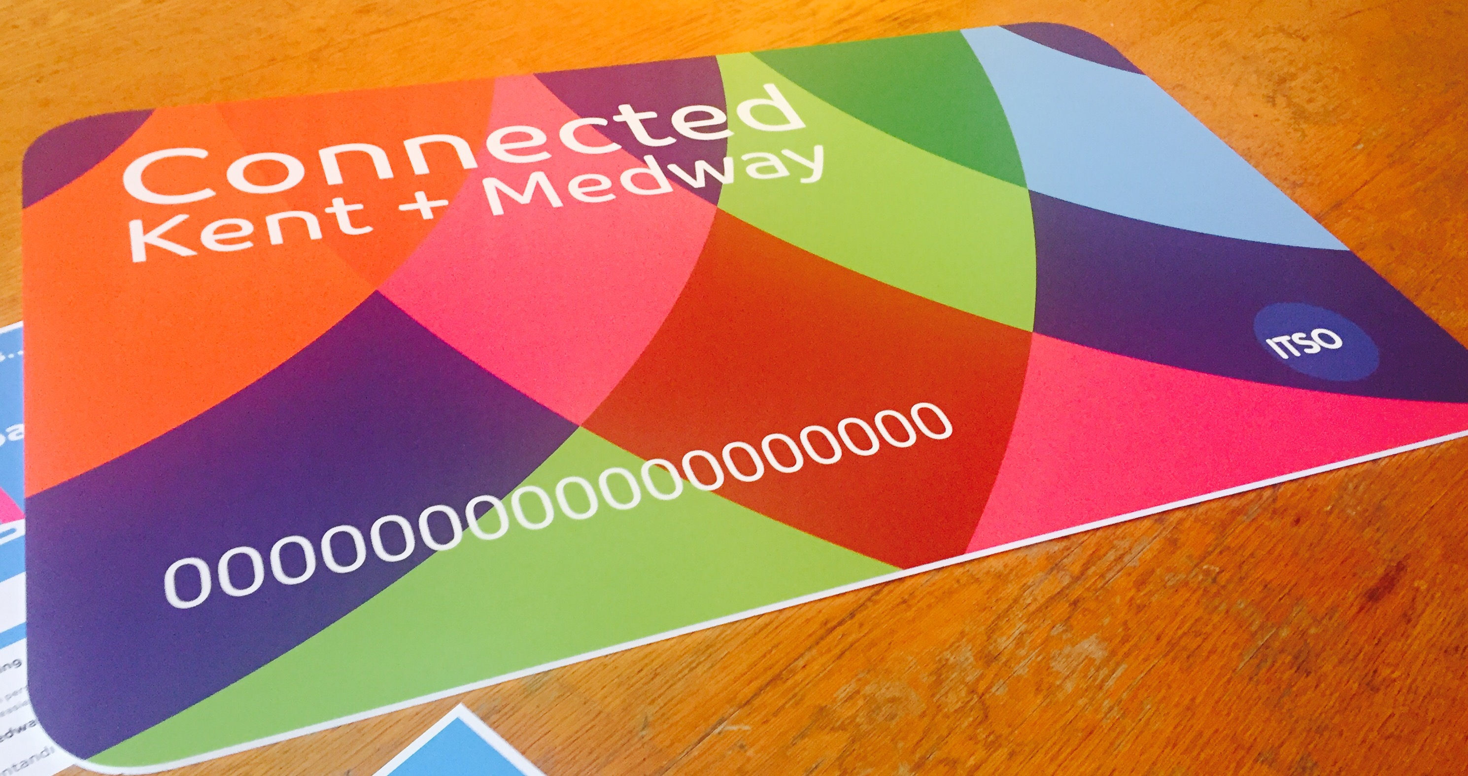 New Smartcard for Kent launches allowing pay-as-you-go travel
