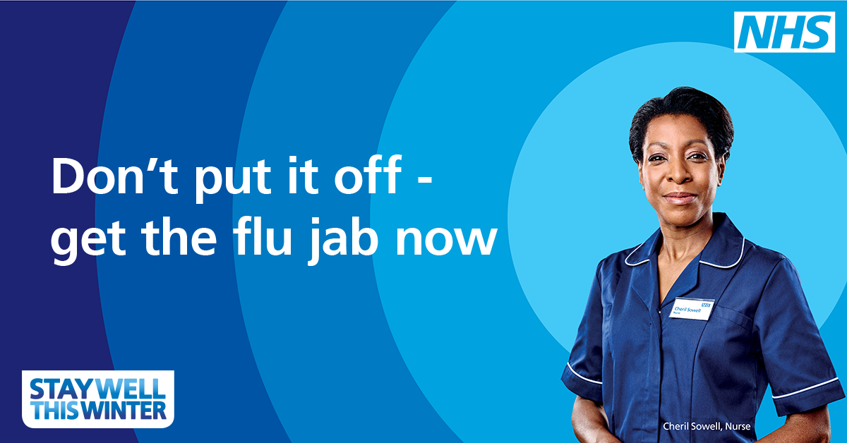 Don't get caught by the flu bug this year