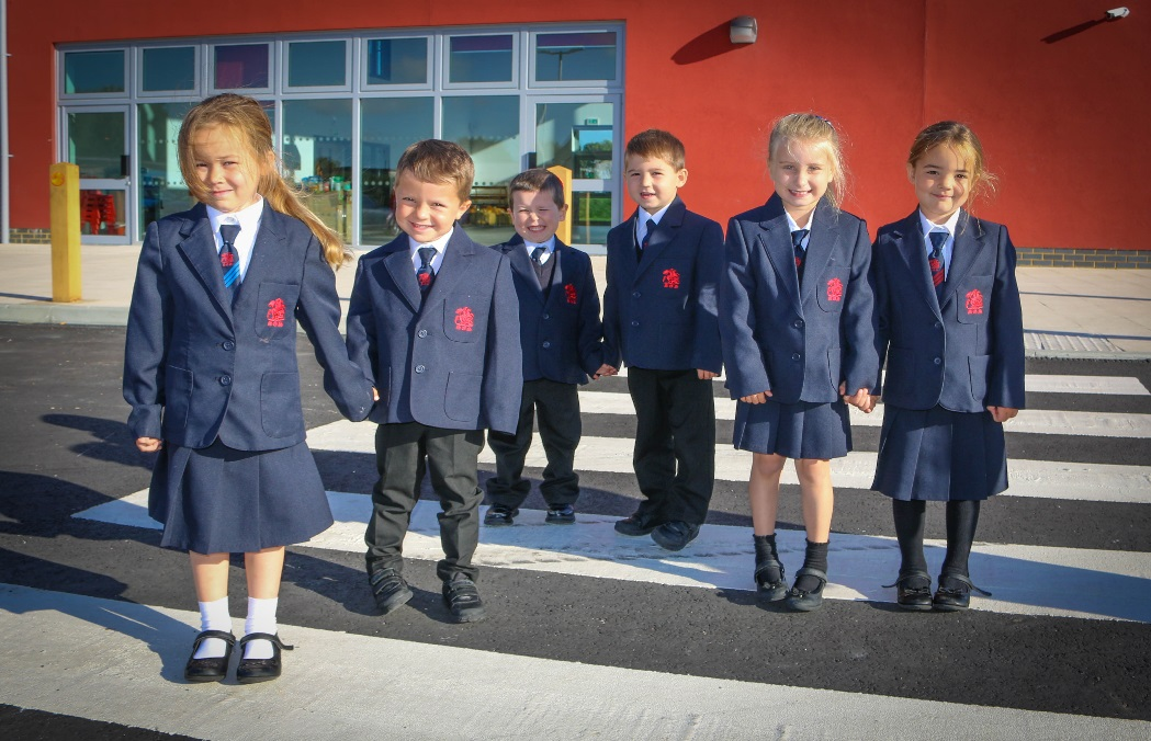 First all through school in Thanet – St George's
