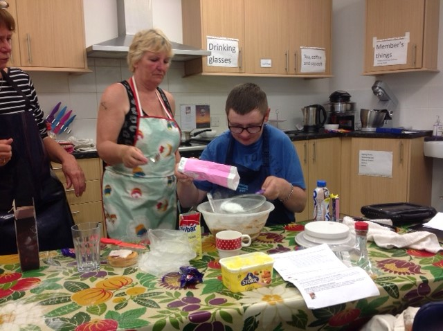 ARRCC's FoodWise project helps provide everyday life skills for people with learning disabilities