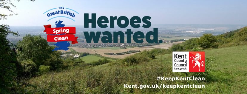 Paul Carter urges the people of Kent to join Great British