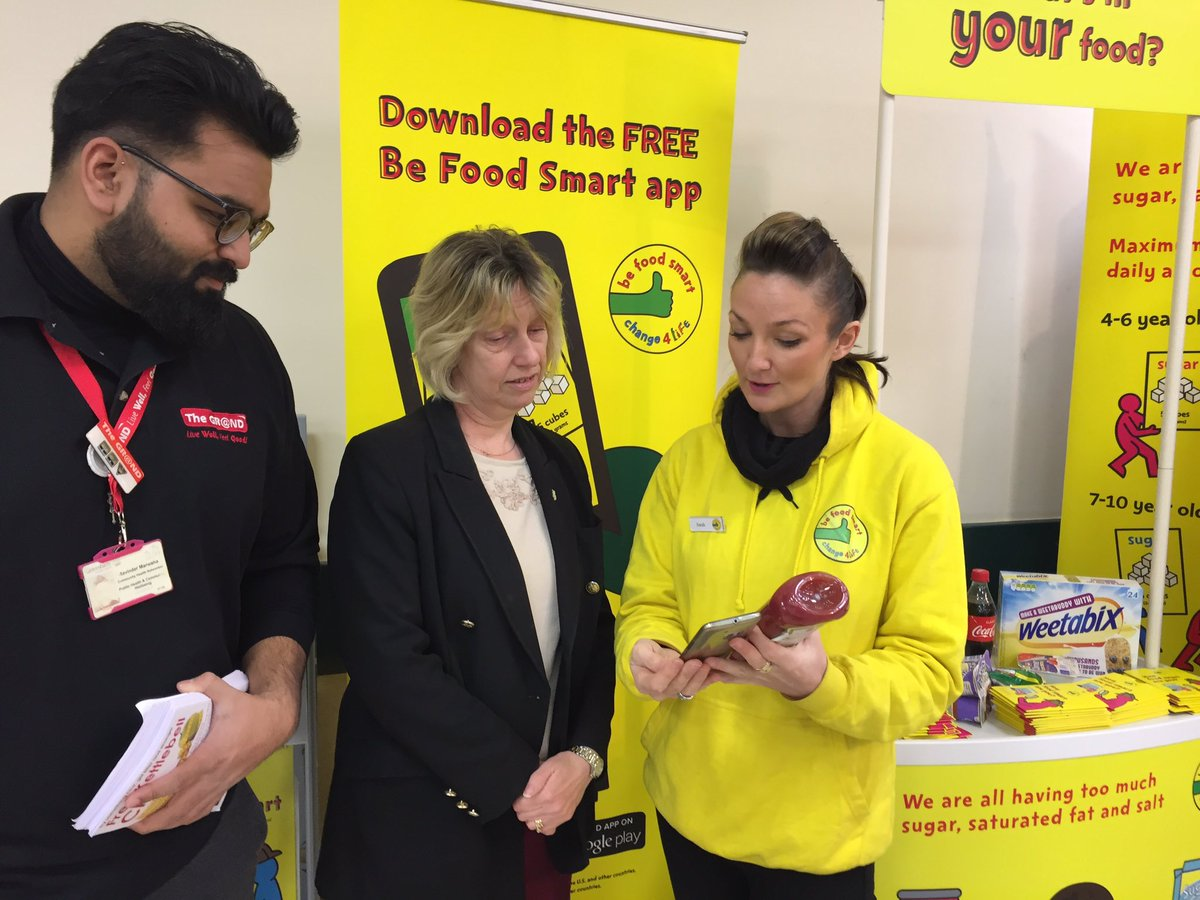 """Change4Life hits the road to help families """"Be Food Smart"""""""