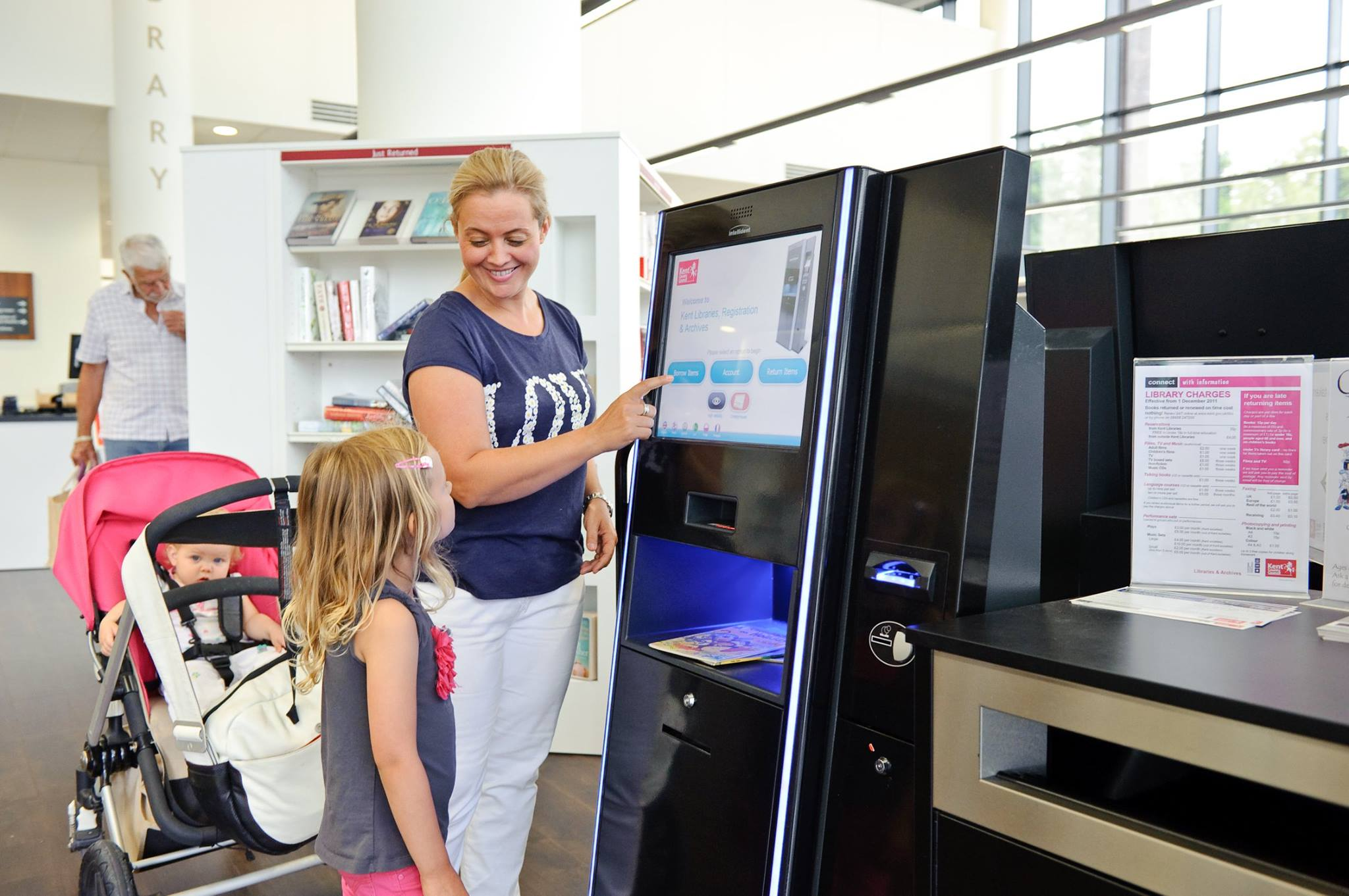 Kent libraries get funding for 'digital playgrounds'