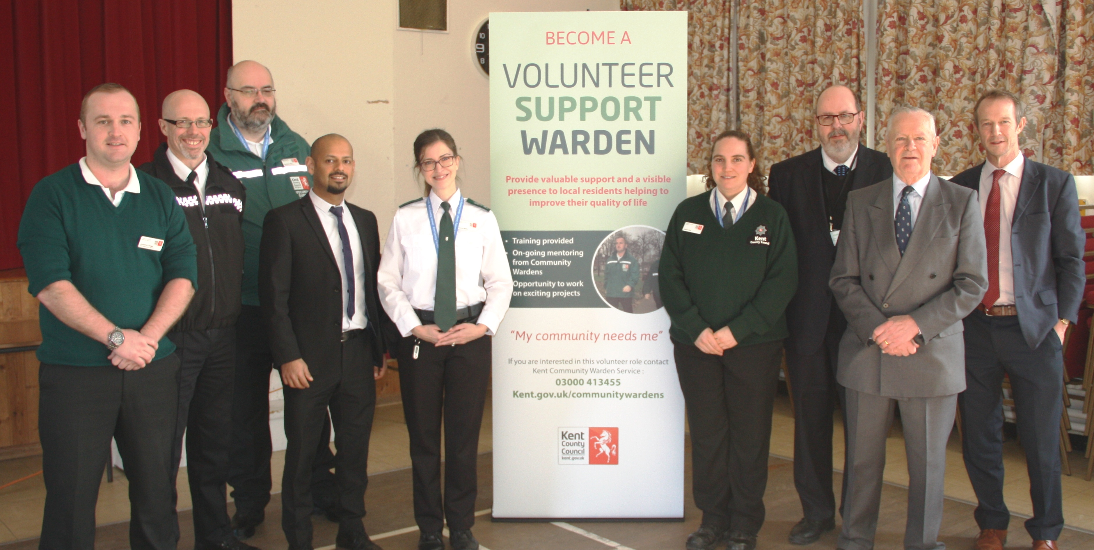 Exciting new volunteer role helping your community