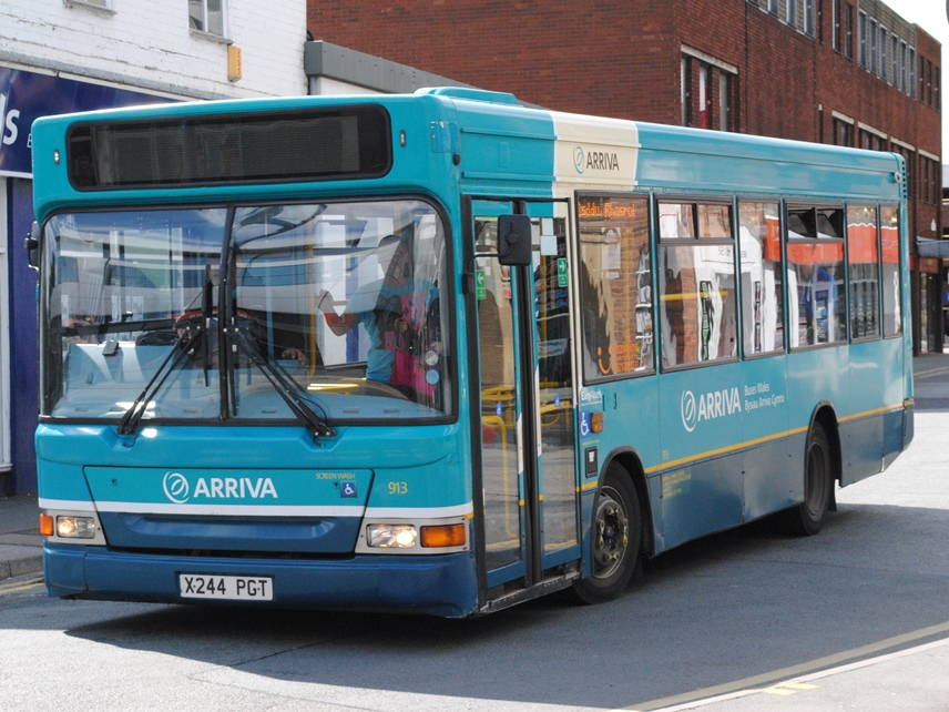 Kent County Council Bus Funding Review
