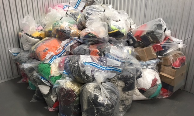 £100,000 of counterfeit goods seized by KCC Trading Standards officers