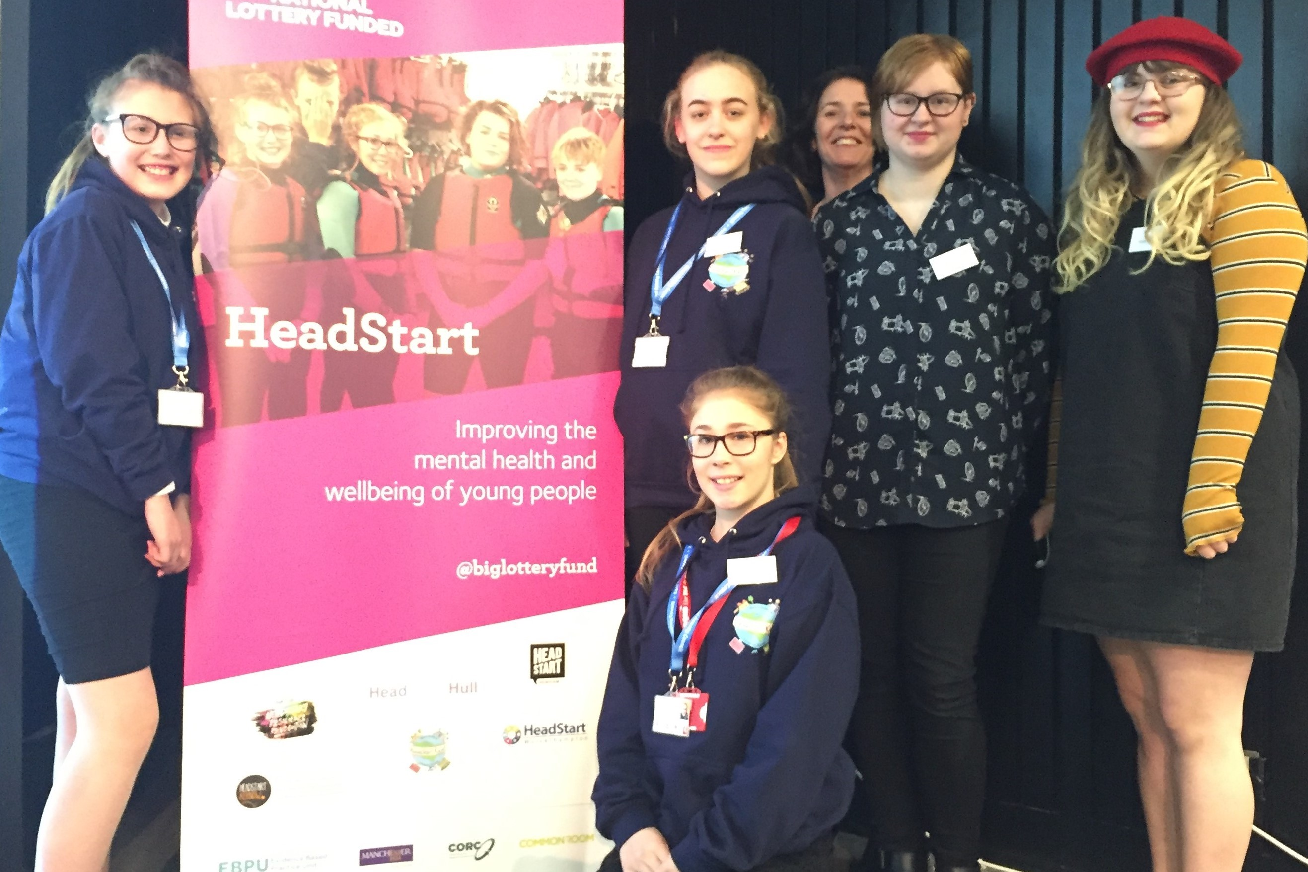 HeadStart youngsters speak at conference with Kate Middleton as guest