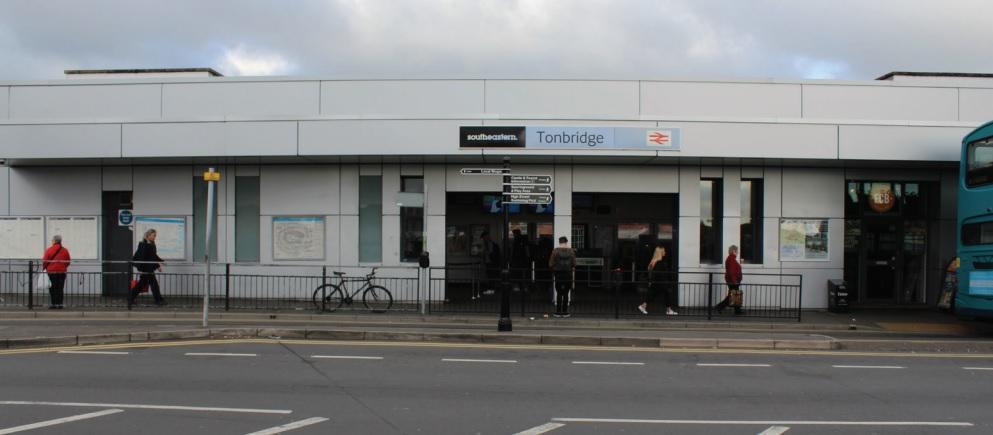 Improving Access to Tonbridge Station Revised Design