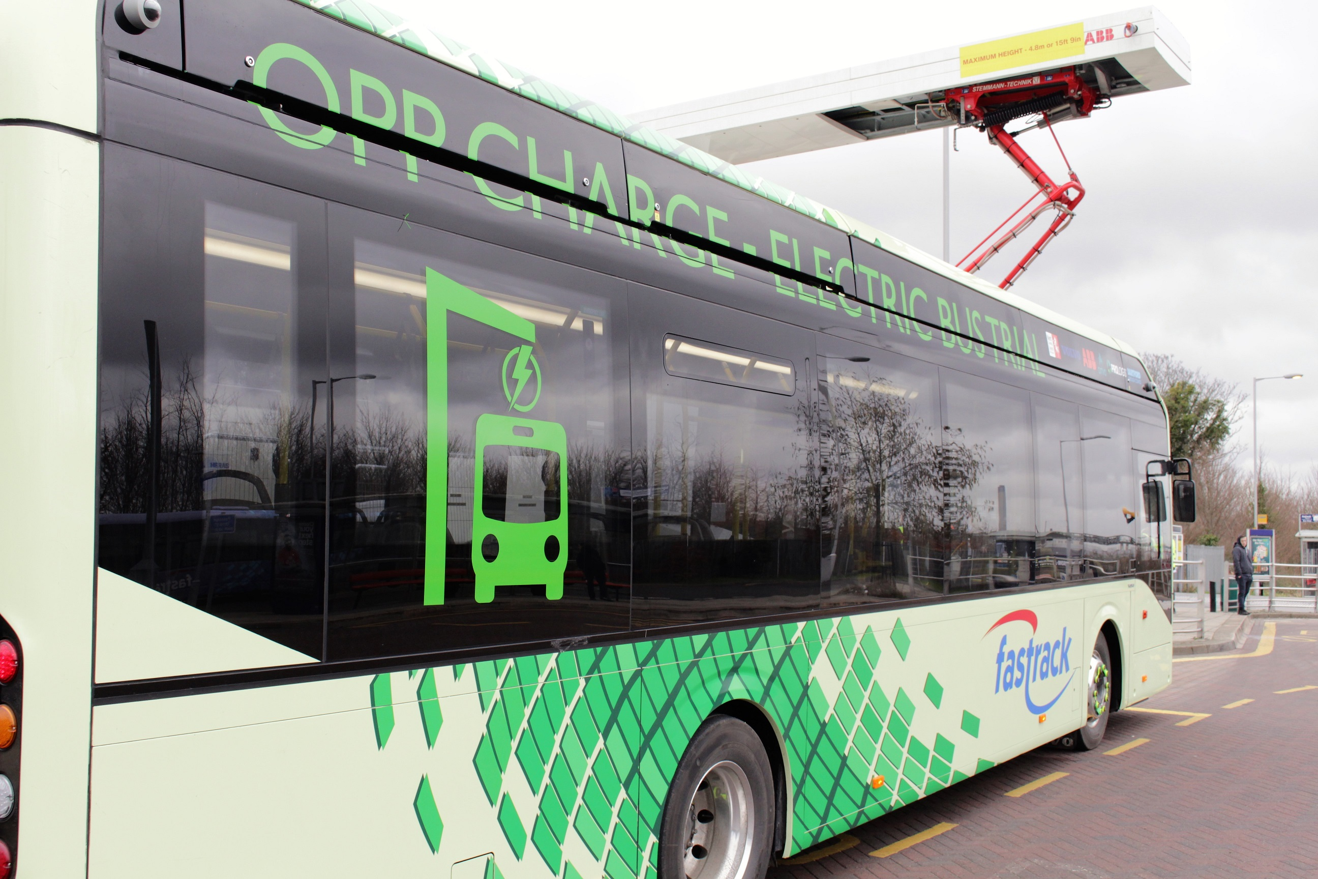 Kent County Council trials the future for buses