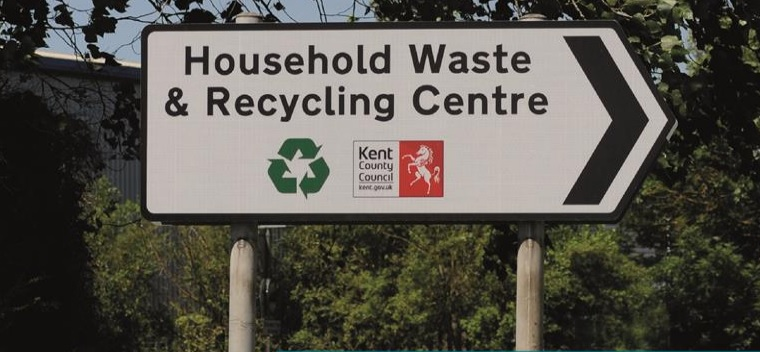 Waste & Recycling sites - booking Wednesday, open Friday
