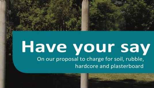 Consultation into charging for non-household waste