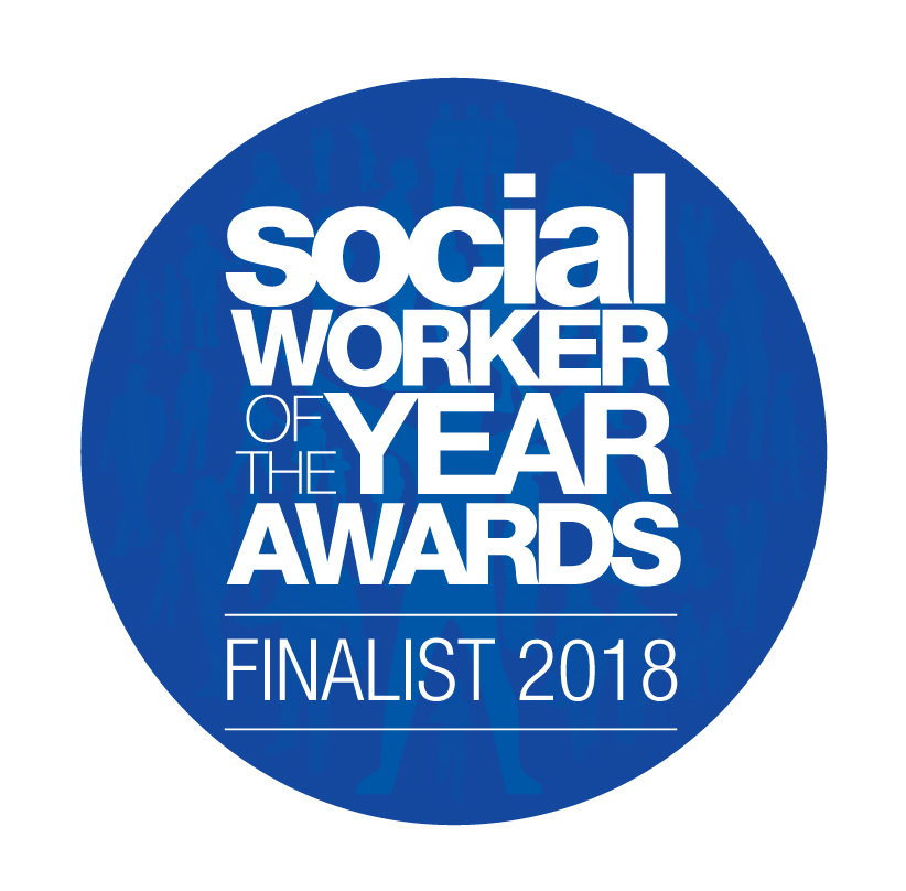 KCC staff nominated in Social Worker of the Year Awards 2018