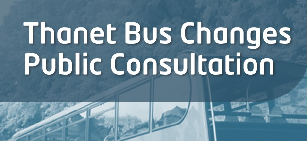 Consultation into Thanet bus changes