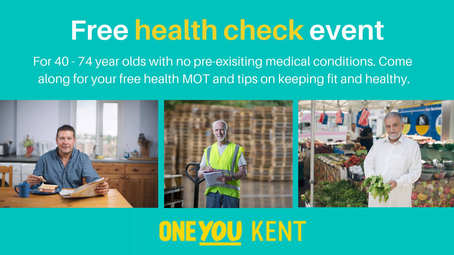 Gift Yourself a Free Health MOT This Christmas
