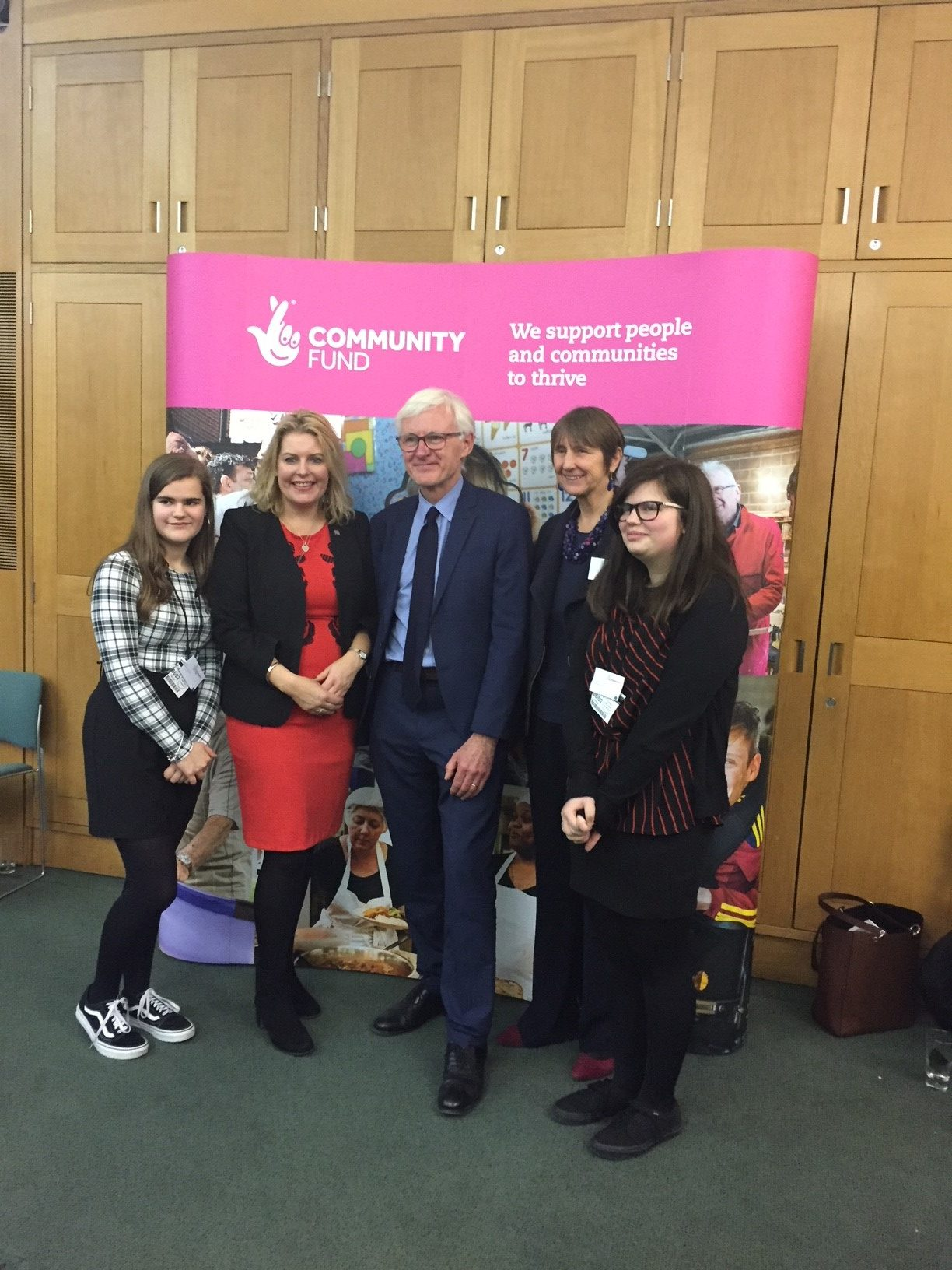 Kent young person speaks at HeadStart parliamentary event on mental health