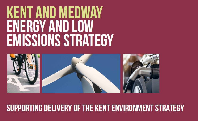 Kent and Medway Energy and Low Emissions Strategy