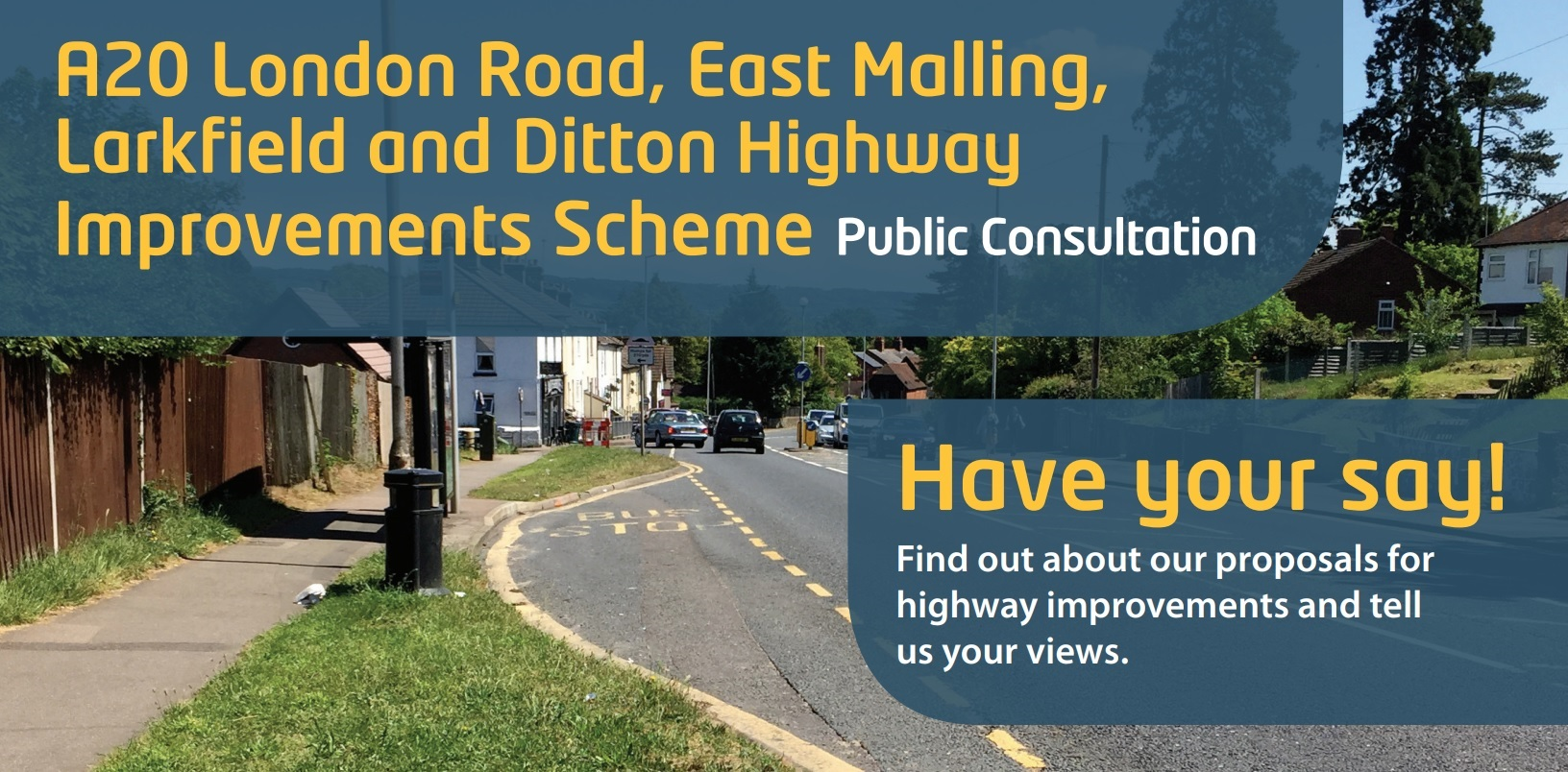 A20 junction improvement proposals
