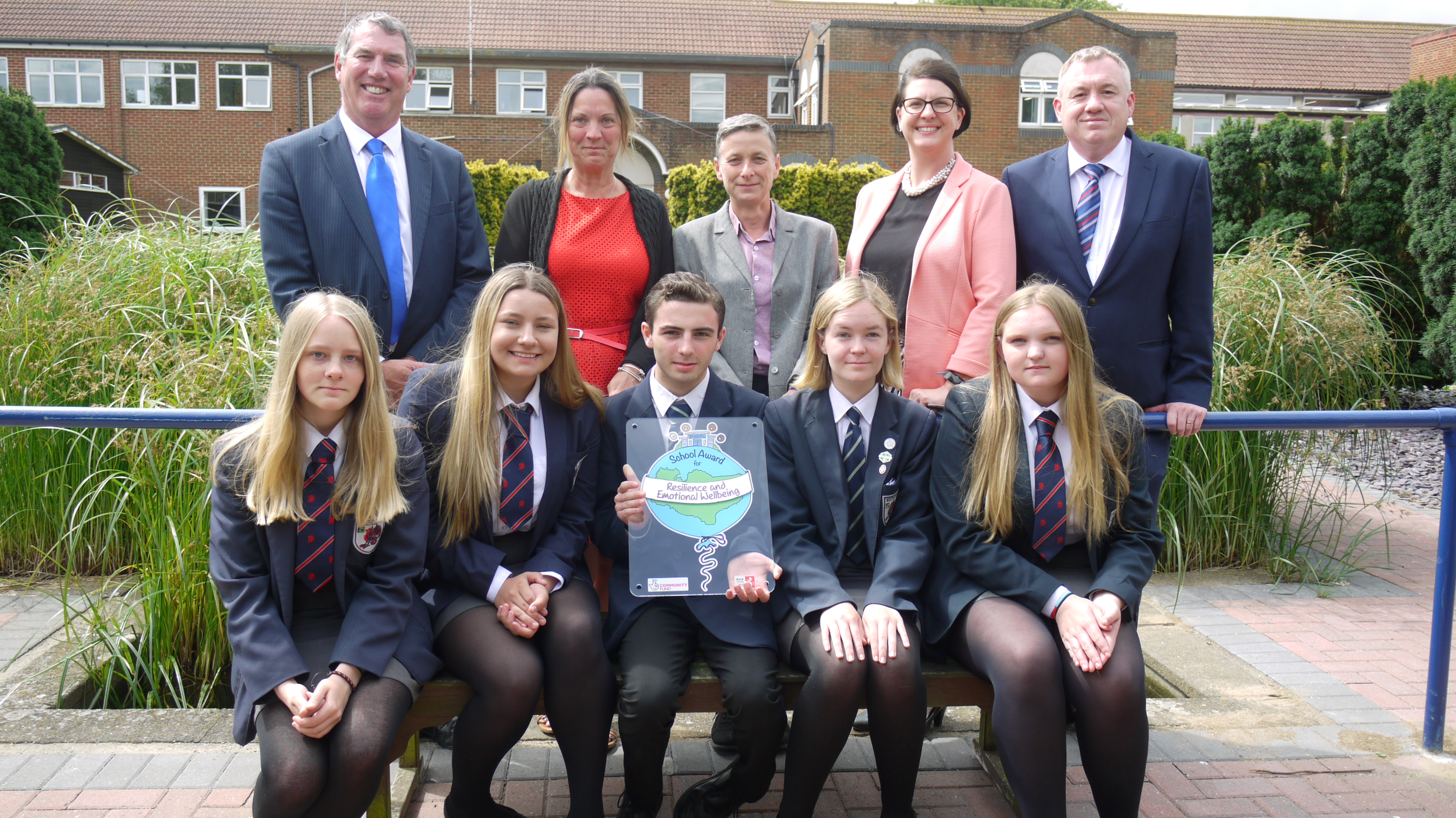 Schools Award for Resilience and Emotional Wellbeing