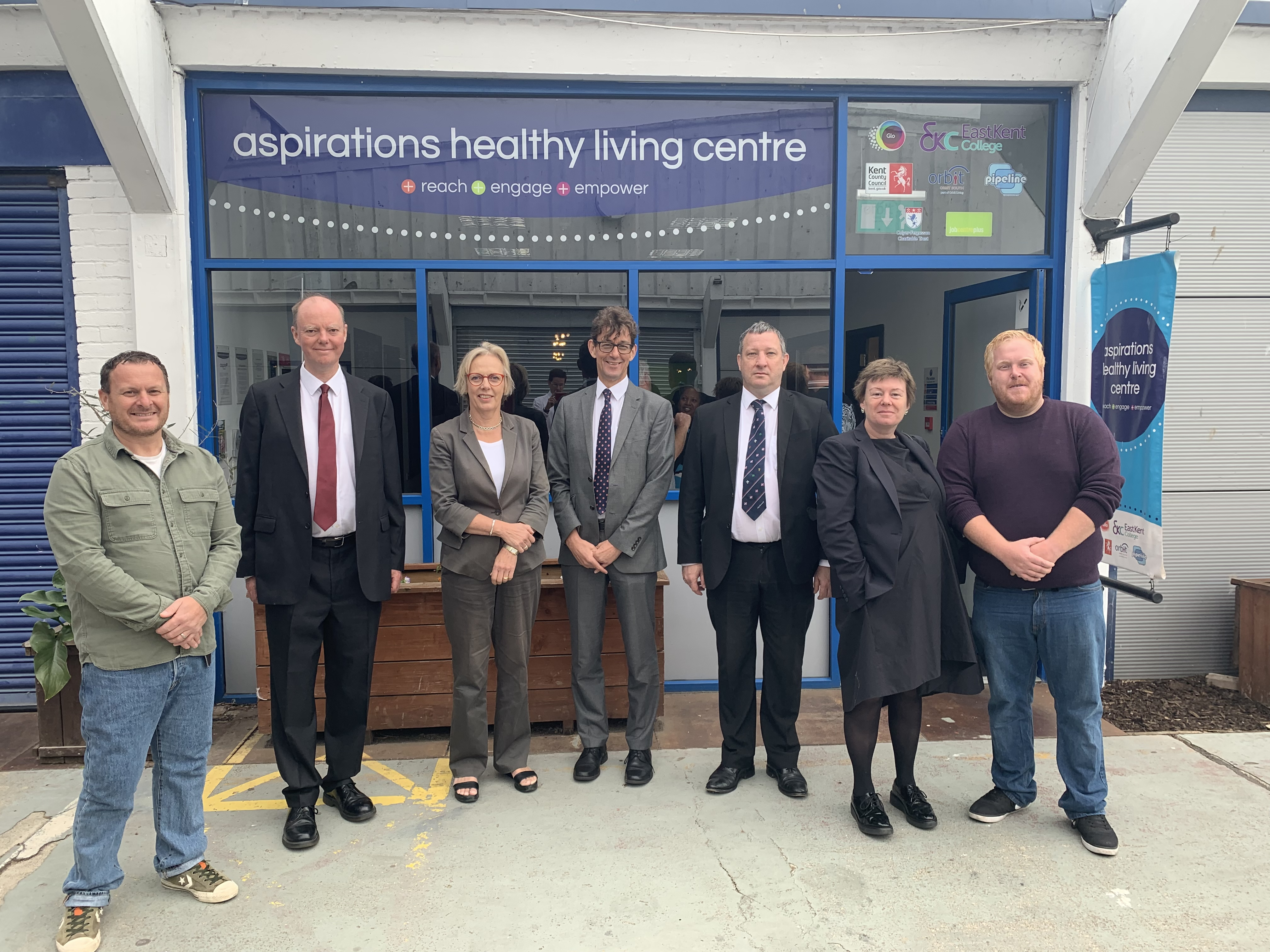 Thanet Residents' Health in Spotlight for Visit