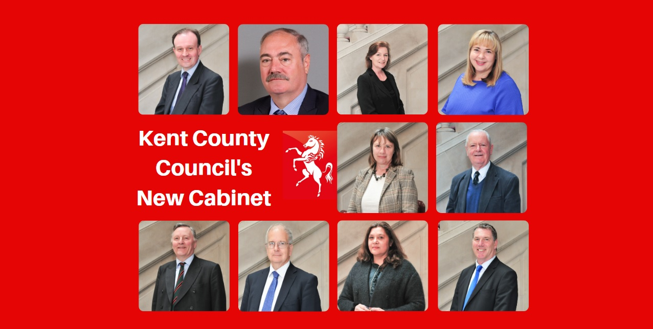 KCC elects new Leader and new cabinet revealed