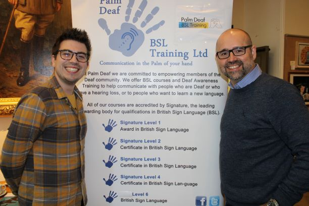 New d/Deaf and deafblind communication service for Kent residents launches