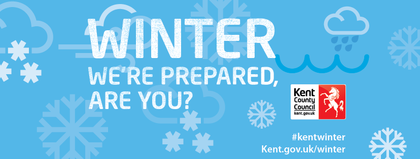 Cold weather warning - Kent urged to keep warm and well