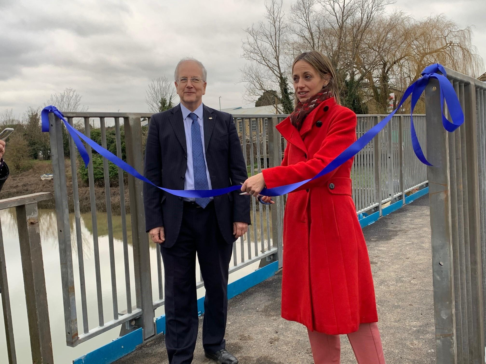 Faversham Creek Bridge Reopened